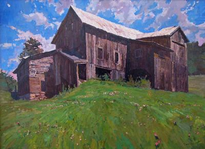 Timur Akhriev - The Barn
