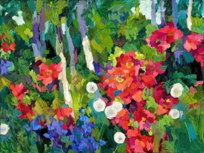 Larisa Aukon: Selected Sold Works - Find the Echoes