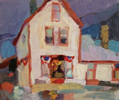 Larisa Aukon: Selected Sold Works - White House