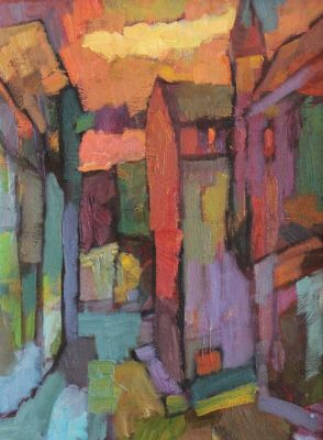 Larisa Aukon: Selected Sold Works - Old Town