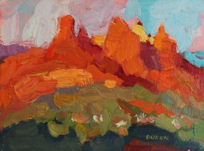 Larisa Aukon: Selected Sold Works - Happy Hour