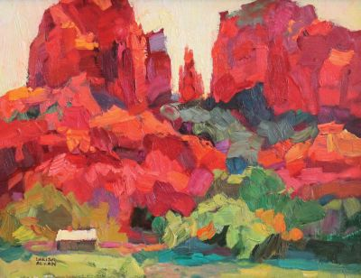 Larisa Aukon: Selected Sold Works - Early Summer