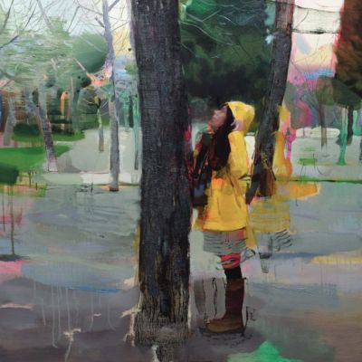Jose Luis Cena - Yellow Raincoat
