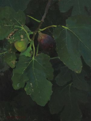 Click Here for Selected Sold Works - Figs