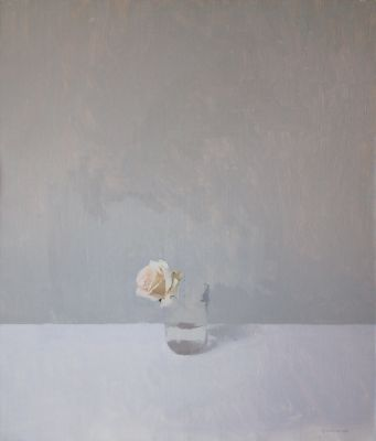 Click Here for Selected Sold Works - White Rose