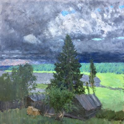 Vasily Hudyakov - The Storm Has Passed