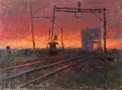 Vasily Hudyakov - Train