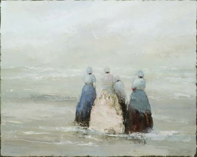 Click Here for Selected Sold Works - Before the Useful Trouble of Rain