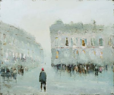 Click Here for Selected Sold Works - After Tea and Cakes