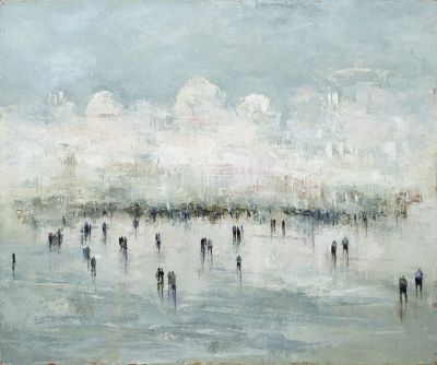 Click Here for Selected Sold Works - Between Ivory Gates