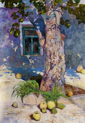 Click Here for Selected Sold Works - Old Quince