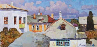 Click Here for Selected Sold Works - Sunny Crimea