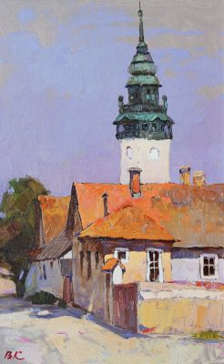 Click Here for Selected Sold Works - Belfry