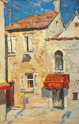 Denis Sarazhin - Old House