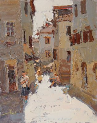 Click here to see selected sold works - South Town