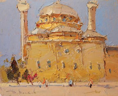 Click here to see selected sold works - Juma Jami