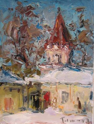 Tuman Zhumabaev - Church Study