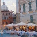 Daniil Volkov  - Evening in Rome