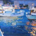 Daniil Volkov  - Evening in the Port