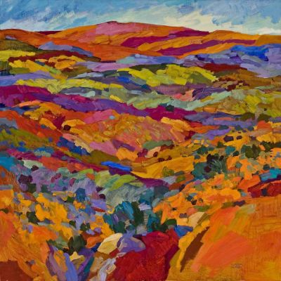Larisa Aukon: Selected Sold Works - Painted Desert