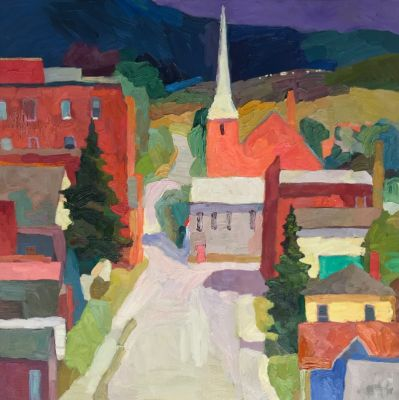 Larisa Aukon: Selected Sold Works - Townies