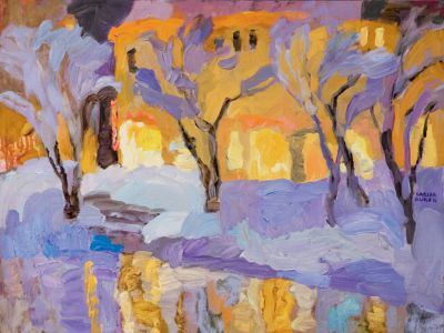 Larisa Aukon: Selected Sold Works - Season of Light