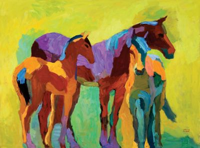 Larisa Aukon: Selected Sold Works - Arizonans