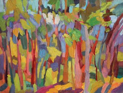 Larisa Aukon: Selected Sold Works - Patterns
