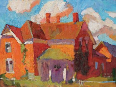 Larisa Aukon: Selected Sold Works - Beautiful Home