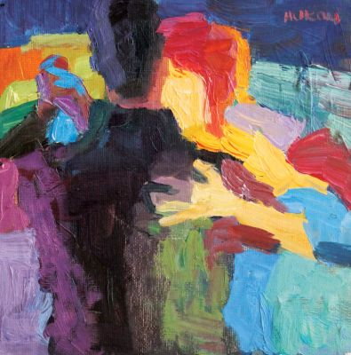 Larisa Aukon: Selected Sold Works - Saturday Night