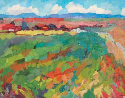 Larisa Aukon - Summer Field