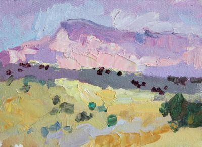 Larisa Aukon: Selected Sold Works - Pastel Day