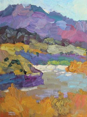 Larisa Aukon - Arizona Stream