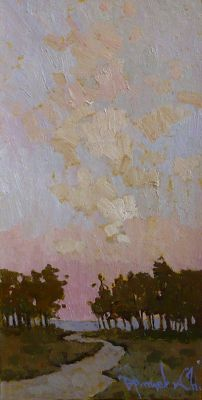 Click Here for Selected Sold Works - Heavenly Light