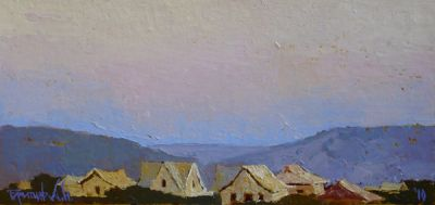 Click Here for Selected Sold Works - Last Rays of the Sun