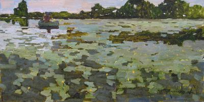 Click Here for Selected Sold Works - Fishing