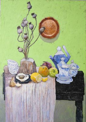 Click Here for Selected Sold Works - Fruit Tree