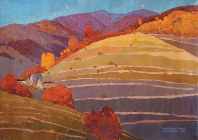 Click Here for Selected Sold Works - Quilted Land