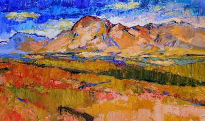 Click Here for Selected Sold Works - Estrella Valley