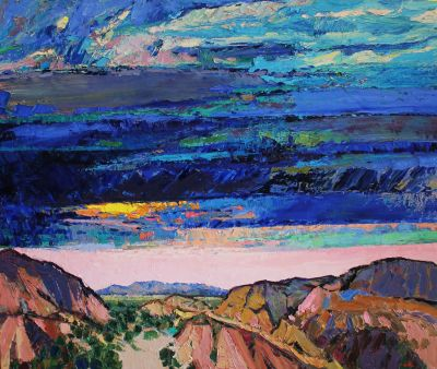 Click Here for Selected Sold Works - Strata