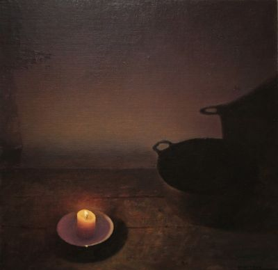 Click Here for Selected Sold Works - Candle Light