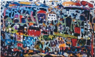 Click Here for Selected Sold Works - Main Street