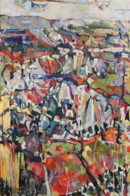 Click Here for Selected Sold Works - Canyon Walls
