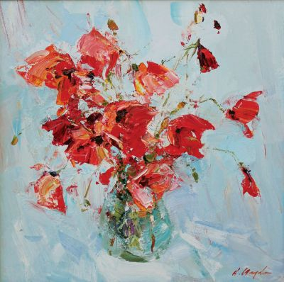Click Here for Selected Sold Works - Poppies