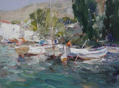 Click Here for Selected Sold Works - Boats