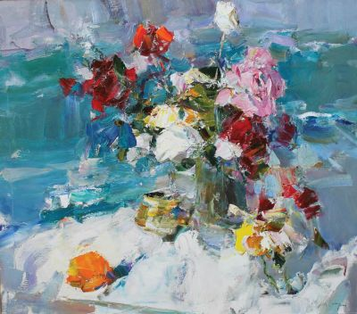 Click Here for Selected Sold Works - Still-Life