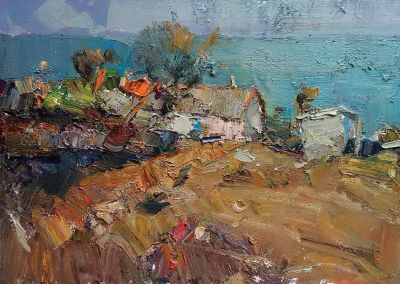 Click Here for Selected Sold Works - Osoviny Kerch