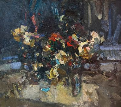 Click Here for Selected Sold Works - Evening Bloom