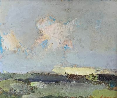 Click Here for Selected Sold Works - Emerald Evening
