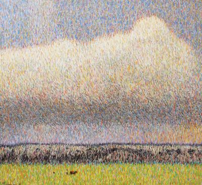 Click Here for Selected Sold Works - After the Rain